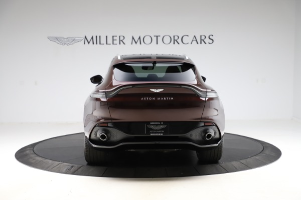 New 2021 Aston Martin DBX for sale $226,836 at Pagani of Greenwich in Greenwich CT 06830 5