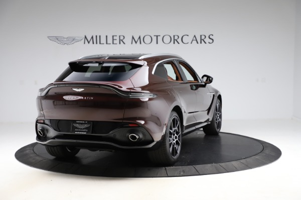 New 2021 Aston Martin DBX for sale $226,836 at Pagani of Greenwich in Greenwich CT 06830 6