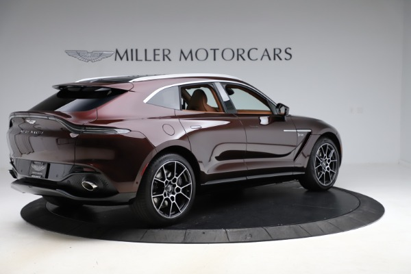 New 2021 Aston Martin DBX for sale $226,836 at Pagani of Greenwich in Greenwich CT 06830 7