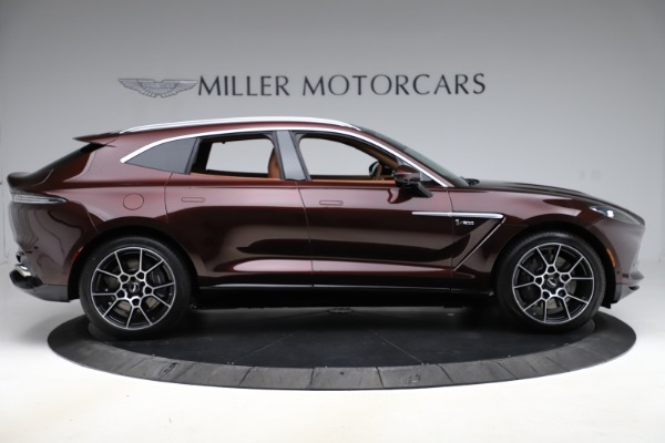 New 2021 Aston Martin DBX for sale $226,836 at Pagani of Greenwich in Greenwich CT 06830 8