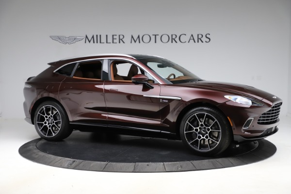 New 2021 Aston Martin DBX for sale $226,836 at Pagani of Greenwich in Greenwich CT 06830 9
