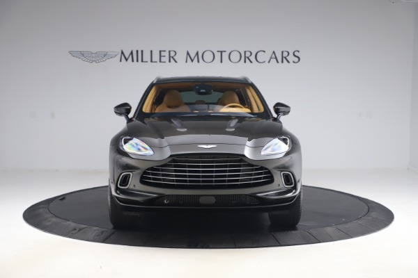 New 2021 Aston Martin DBX for sale $212,886 at Pagani of Greenwich in Greenwich CT 06830 11