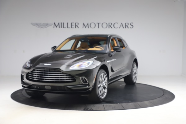 New 2021 Aston Martin DBX for sale $212,886 at Pagani of Greenwich in Greenwich CT 06830 12