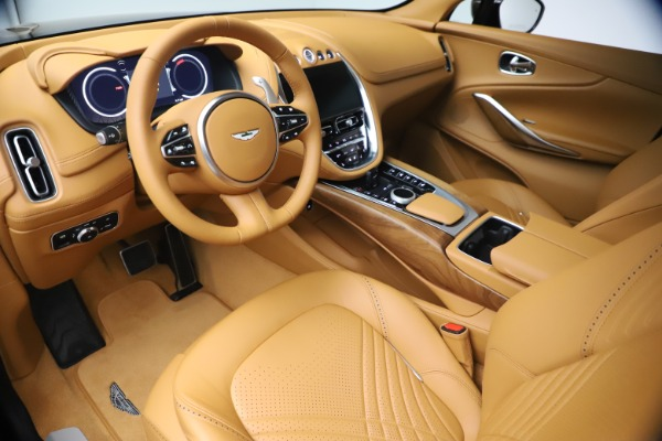 New 2021 Aston Martin DBX for sale $212,886 at Pagani of Greenwich in Greenwich CT 06830 13