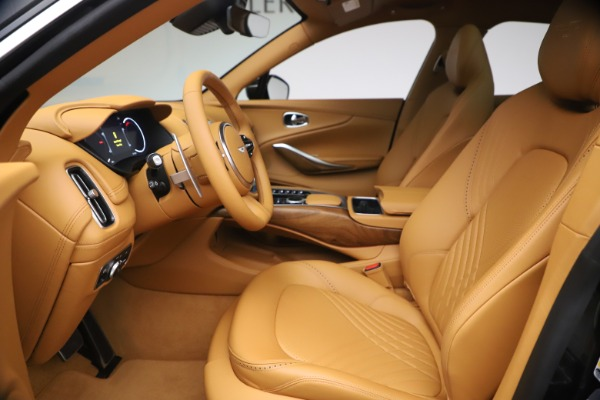 New 2021 Aston Martin DBX for sale $212,886 at Pagani of Greenwich in Greenwich CT 06830 14