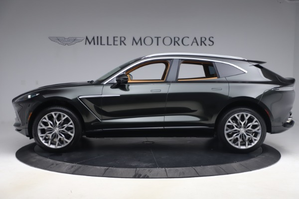 New 2021 Aston Martin DBX for sale $212,886 at Pagani of Greenwich in Greenwich CT 06830 2