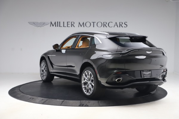New 2021 Aston Martin DBX for sale $212,886 at Pagani of Greenwich in Greenwich CT 06830 4