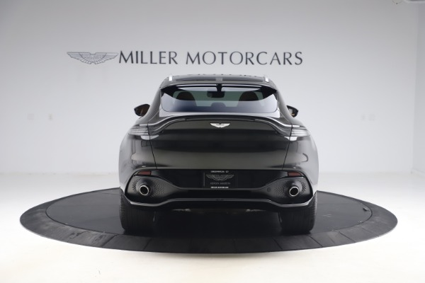 New 2021 Aston Martin DBX for sale $212,886 at Pagani of Greenwich in Greenwich CT 06830 5