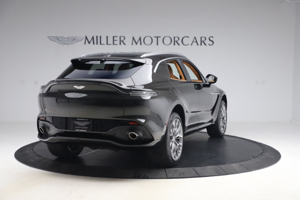 New 2021 Aston Martin DBX for sale $212,886 at Pagani of Greenwich in Greenwich CT 06830 6