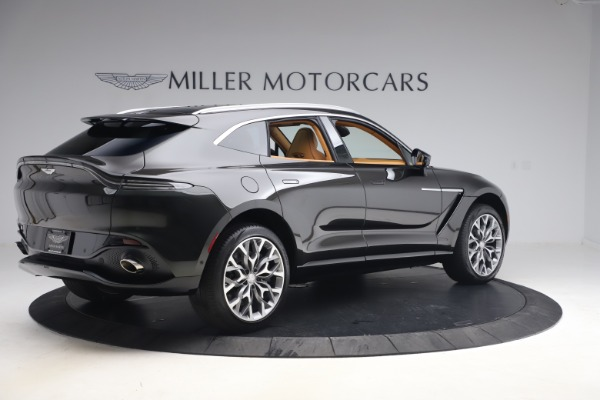 New 2021 Aston Martin DBX for sale $212,886 at Pagani of Greenwich in Greenwich CT 06830 7