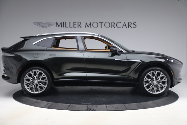 New 2021 Aston Martin DBX for sale $212,886 at Pagani of Greenwich in Greenwich CT 06830 8