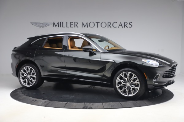 New 2021 Aston Martin DBX for sale $212,886 at Pagani of Greenwich in Greenwich CT 06830 9