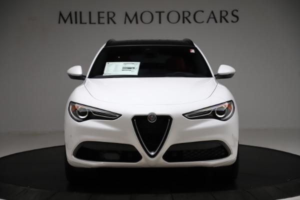 New 2020 Alfa Romeo Stelvio Ti Sport Q4 for sale Call for price at Pagani of Greenwich in Greenwich CT 06830 12