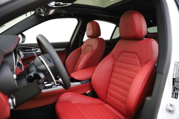 New 2020 Alfa Romeo Stelvio Ti Sport Q4 for sale Call for price at Pagani of Greenwich in Greenwich CT 06830 15