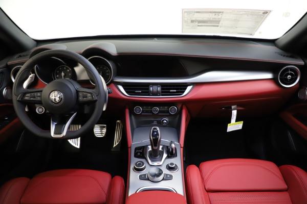 New 2020 Alfa Romeo Stelvio Ti Sport Q4 for sale Call for price at Pagani of Greenwich in Greenwich CT 06830 16