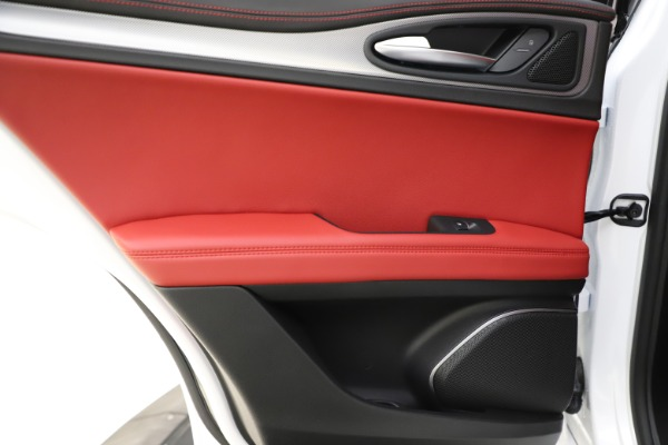 New 2020 Alfa Romeo Stelvio Ti Sport Q4 for sale Call for price at Pagani of Greenwich in Greenwich CT 06830 21