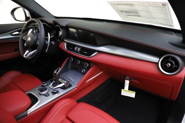 New 2020 Alfa Romeo Stelvio Ti Sport Q4 for sale Call for price at Pagani of Greenwich in Greenwich CT 06830 24