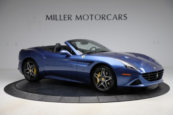 Used 2018 Ferrari California T for sale Sold at Pagani of Greenwich in Greenwich CT 06830 10