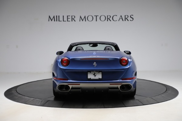 Used 2018 Ferrari California T for sale Sold at Pagani of Greenwich in Greenwich CT 06830 6