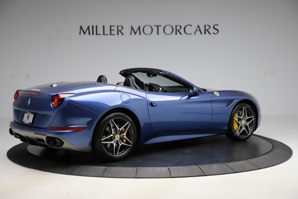 Used 2018 Ferrari California T for sale Sold at Pagani of Greenwich in Greenwich CT 06830 8