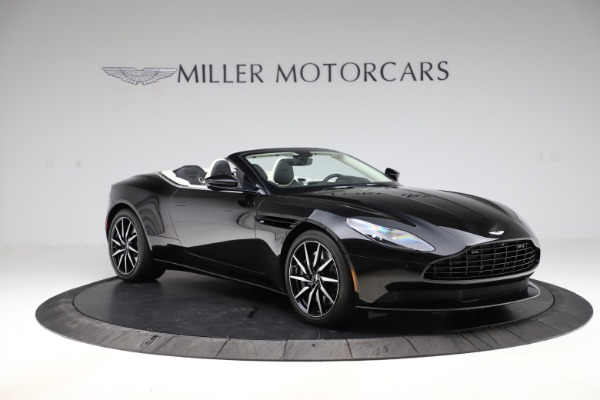 Used 2020 Aston Martin DB11 Volante for sale $209,900 at Pagani of Greenwich in Greenwich CT 06830 10