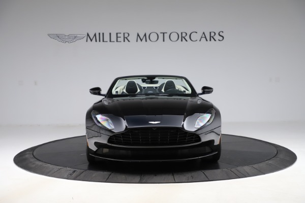 Used 2020 Aston Martin DB11 Volante for sale $209,900 at Pagani of Greenwich in Greenwich CT 06830 11