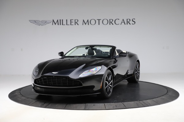 Used 2020 Aston Martin DB11 Volante for sale $209,900 at Pagani of Greenwich in Greenwich CT 06830 12