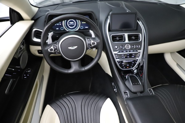 Used 2020 Aston Martin DB11 Volante for sale $209,900 at Pagani of Greenwich in Greenwich CT 06830 17