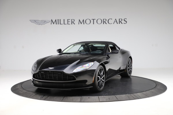 Used 2020 Aston Martin DB11 Volante for sale $209,900 at Pagani of Greenwich in Greenwich CT 06830 24