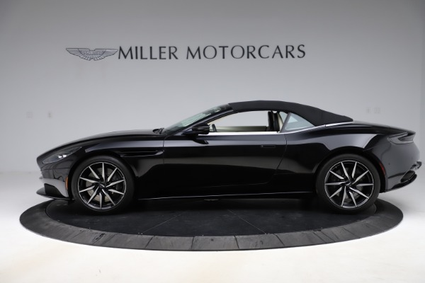 Used 2020 Aston Martin DB11 Volante for sale $209,900 at Pagani of Greenwich in Greenwich CT 06830 25