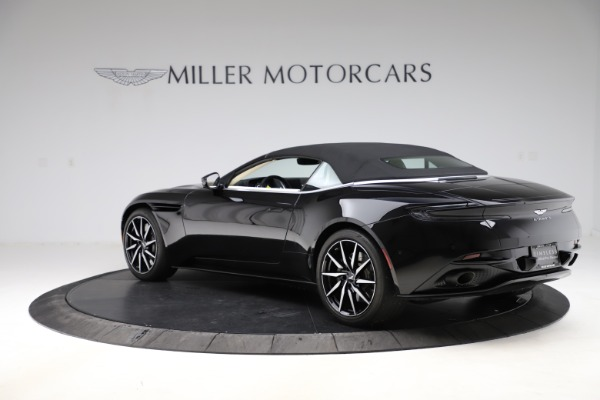 Used 2020 Aston Martin DB11 Volante for sale $209,900 at Pagani of Greenwich in Greenwich CT 06830 26