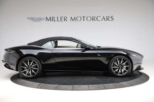 Used 2020 Aston Martin DB11 Volante for sale $209,900 at Pagani of Greenwich in Greenwich CT 06830 28