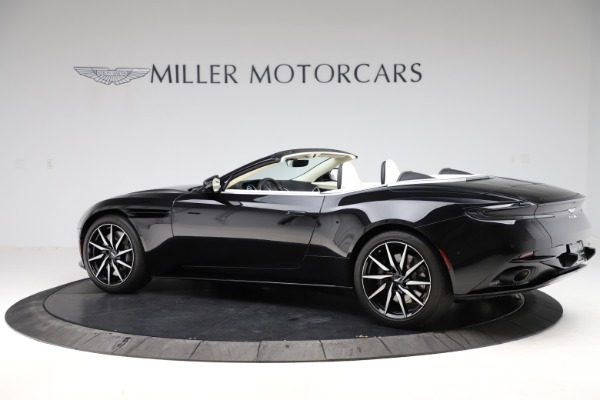 Used 2020 Aston Martin DB11 Volante for sale $209,900 at Pagani of Greenwich in Greenwich CT 06830 3