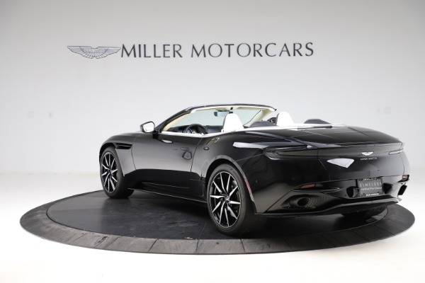 Used 2020 Aston Martin DB11 Volante for sale $209,900 at Pagani of Greenwich in Greenwich CT 06830 4