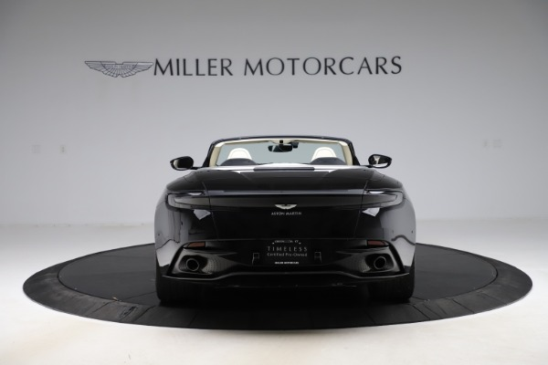 Used 2020 Aston Martin DB11 Volante for sale $209,900 at Pagani of Greenwich in Greenwich CT 06830 5