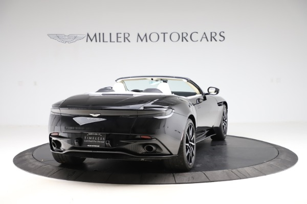 Used 2020 Aston Martin DB11 Volante for sale $209,900 at Pagani of Greenwich in Greenwich CT 06830 6