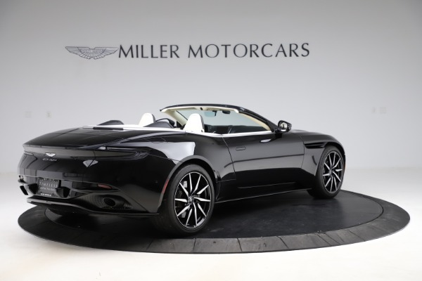 Used 2020 Aston Martin DB11 Volante for sale $209,900 at Pagani of Greenwich in Greenwich CT 06830 7