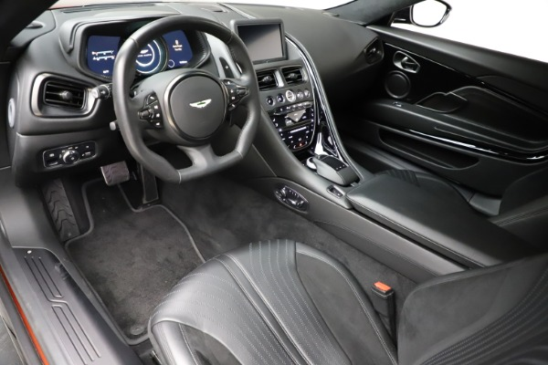 Used 2020 Aston Martin DB11 AMR for sale $199,900 at Pagani of Greenwich in Greenwich CT 06830 13