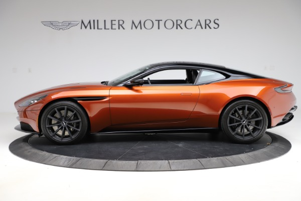 Used 2020 Aston Martin DB11 AMR for sale $199,900 at Pagani of Greenwich in Greenwich CT 06830 2