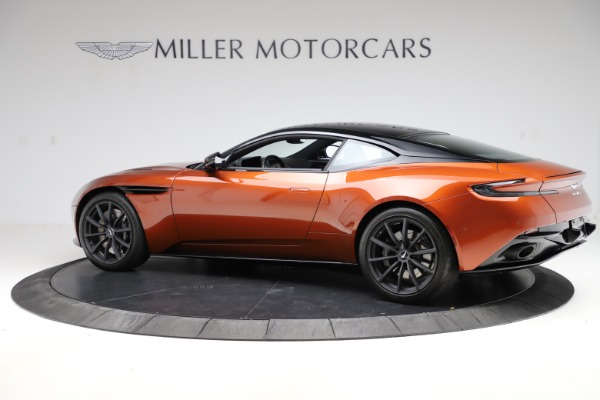 Used 2020 Aston Martin DB11 AMR for sale $199,900 at Pagani of Greenwich in Greenwich CT 06830 3
