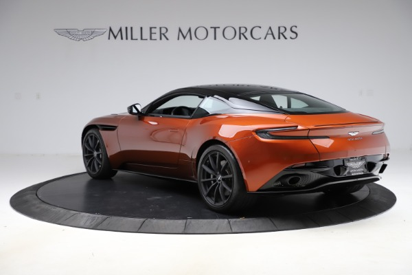 Used 2020 Aston Martin DB11 AMR for sale $199,900 at Pagani of Greenwich in Greenwich CT 06830 4