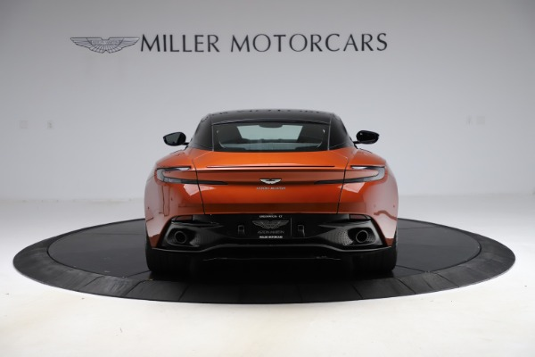 Used 2020 Aston Martin DB11 AMR for sale $199,900 at Pagani of Greenwich in Greenwich CT 06830 5