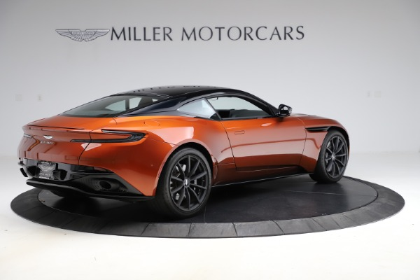 Used 2020 Aston Martin DB11 AMR for sale $199,900 at Pagani of Greenwich in Greenwich CT 06830 7