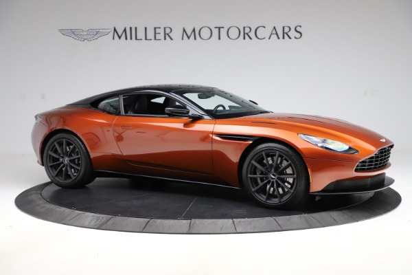 Used 2020 Aston Martin DB11 AMR for sale $199,900 at Pagani of Greenwich in Greenwich CT 06830 9