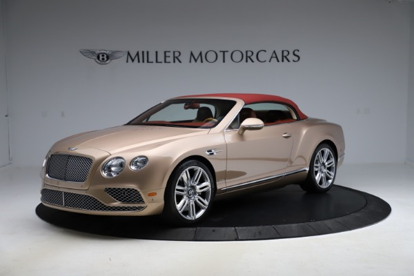 Used 2017 Bentley Continental GT W12 for sale $165,900 at Pagani of Greenwich in Greenwich CT 06830 11