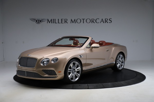 Used 2017 Bentley Continental GT W12 for sale $165,900 at Pagani of Greenwich in Greenwich CT 06830 2