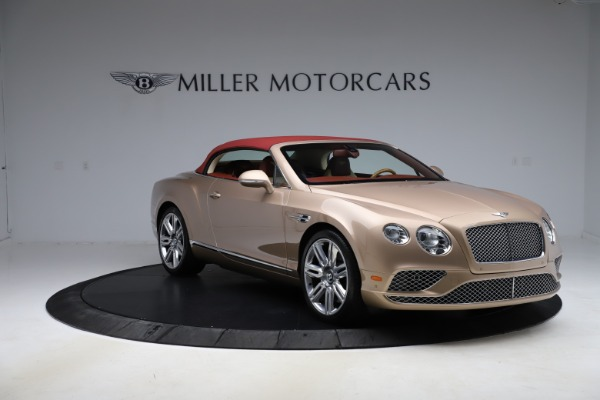 Used 2017 Bentley Continental GT W12 for sale $165,900 at Pagani of Greenwich in Greenwich CT 06830 20