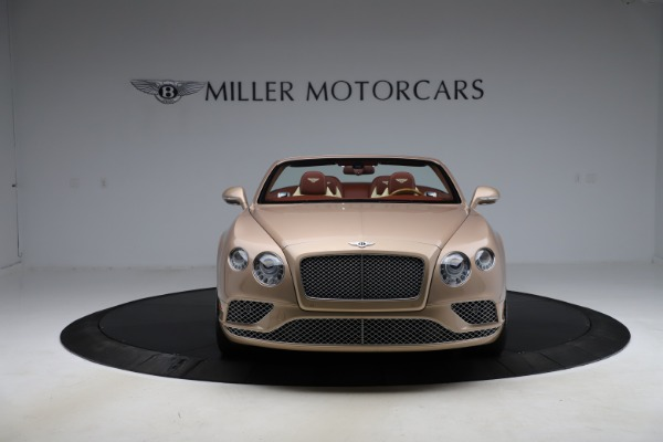 Used 2017 Bentley Continental GT W12 for sale $165,900 at Pagani of Greenwich in Greenwich CT 06830 22