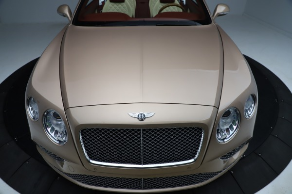 Used 2017 Bentley Continental GT W12 for sale $165,900 at Pagani of Greenwich in Greenwich CT 06830 23