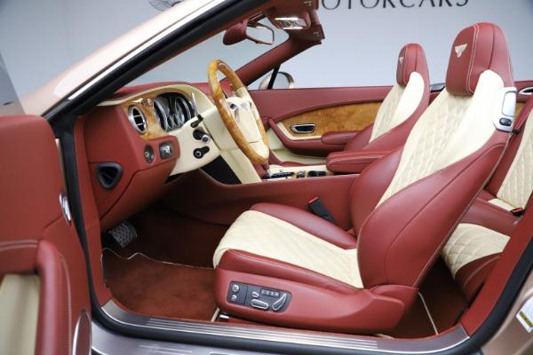 Used 2017 Bentley Continental GT W12 for sale $165,900 at Pagani of Greenwich in Greenwich CT 06830 28